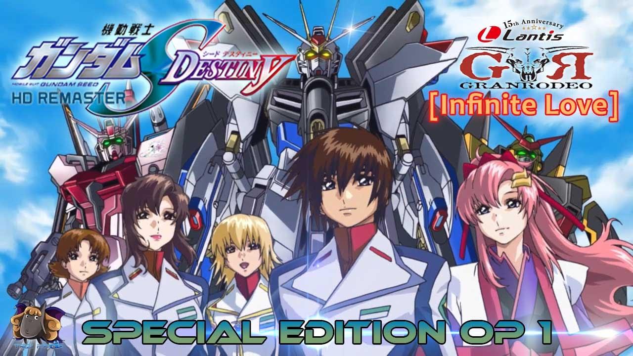 Mobile Suit Gundam SEED Destiny The Edge Volume 5