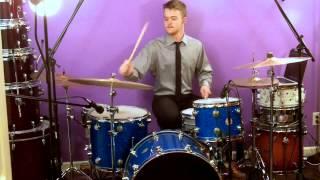 Bonobo - Animals (Drum Cover)