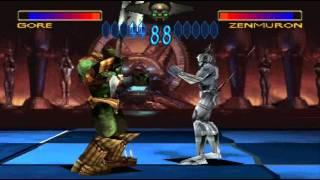 PC game - Dark Rift