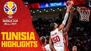 Tunisia | Top Plays & Highlights | FIBA Basketball World Cup 2019
