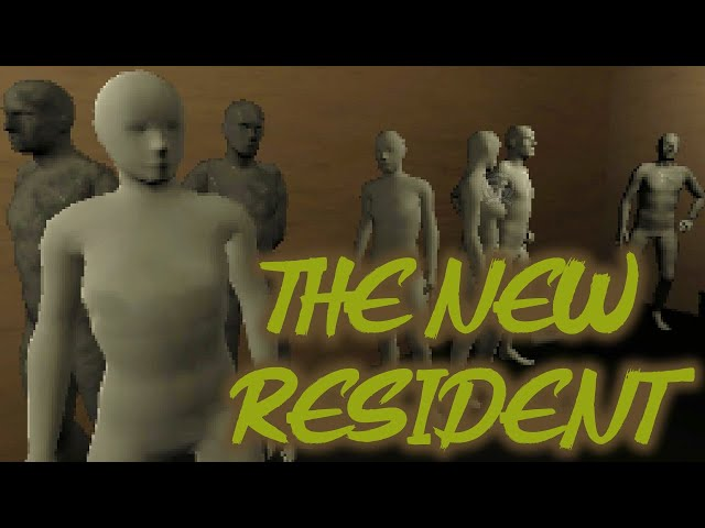 THE NEW RESIDENT Gameplay
