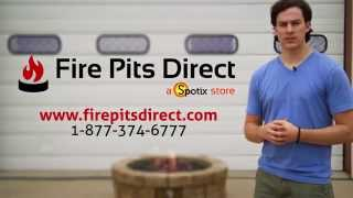 DIY - How to Build a Gas Fire Pit Mp3