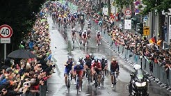 Tour de France: Sprintwertung Mönchengladbach am 02.07.2017