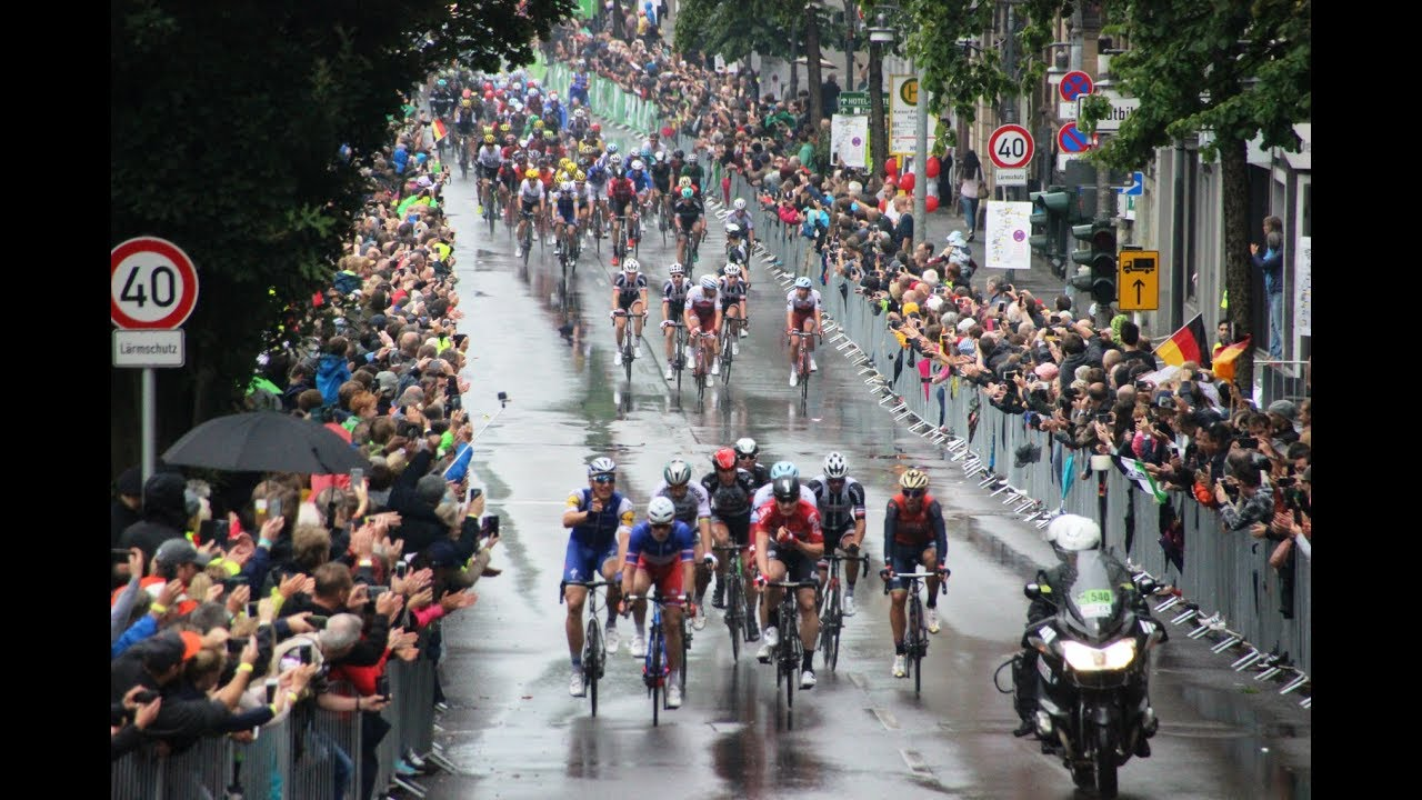 Tour De France Sprintwertung Mönchengladbach Am 02072017 Youtube