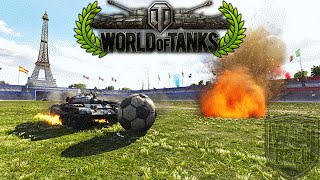 World of Tanks - Football/Soccer - T-62A Sport - Event [Replay|HD]