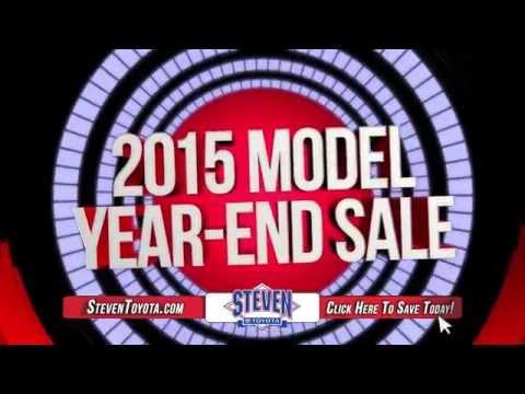 Steven Toyota   Harrisonburg, VA   Model Year End Sale Event