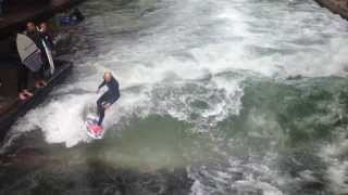 Surf the Isar - 2