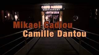 1/3 Tango Donato, Mikael Cadiou & Camille Dantou, Paris Café Barge 2018