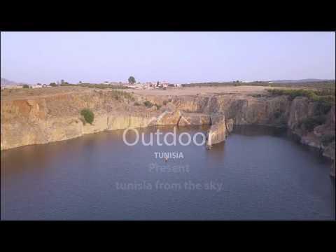 tunisia from the sky _ khelidia