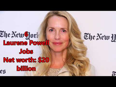 Top ten richest women in the world 2017