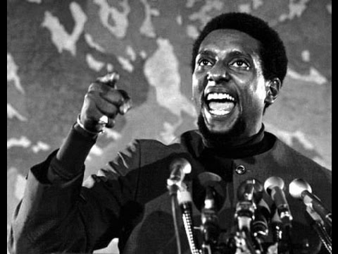 Civil Rights Activist, Kwame Touré (Stokely Carmichael), Part 1 of 3