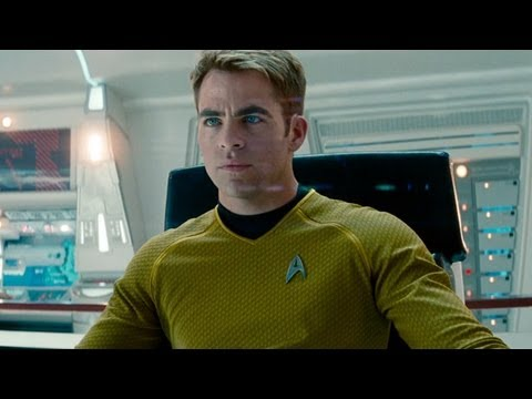 Star Trek Into Darkness - Official Theatrical Trailer
