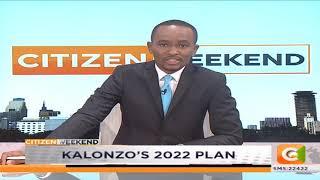 Kalonzo's 2022 plan