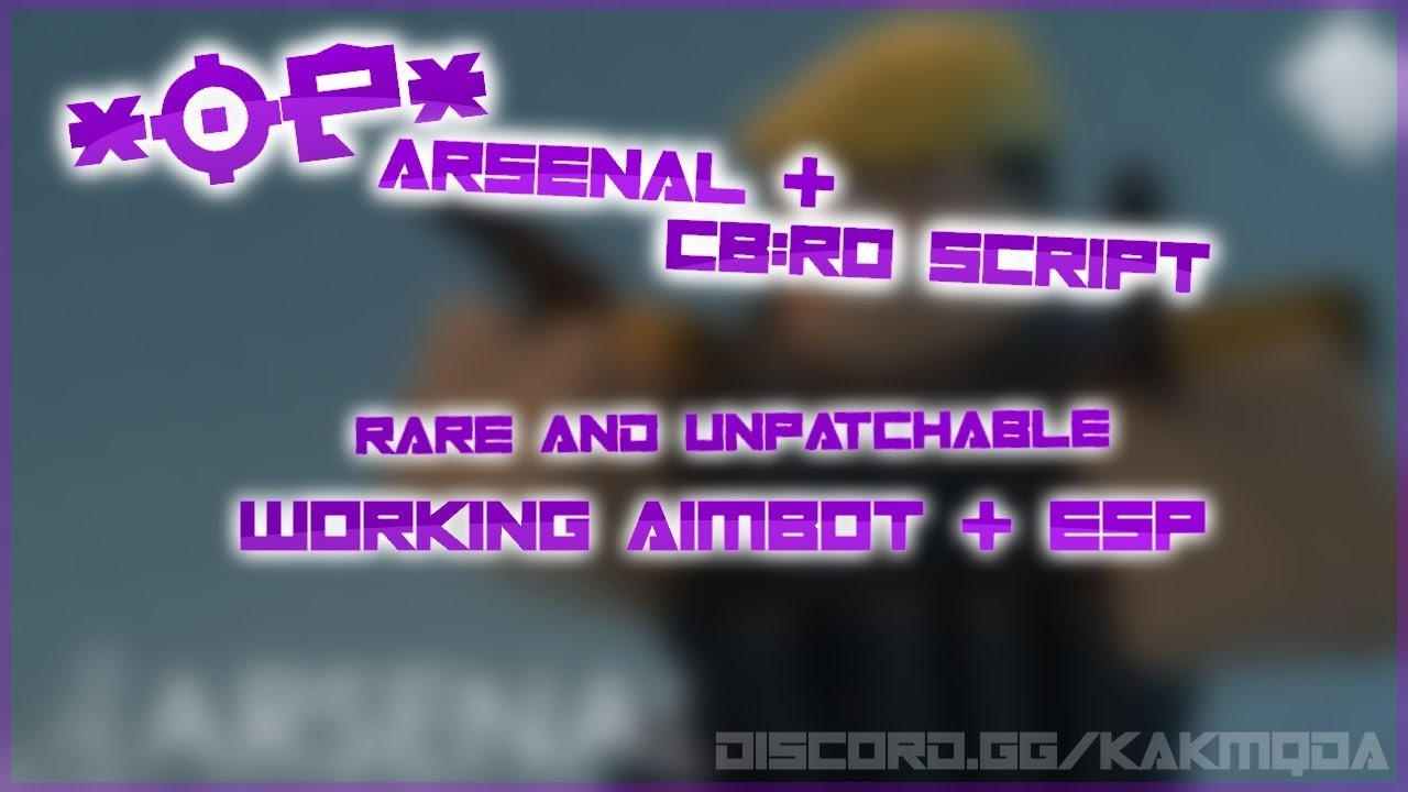 Roblox arsenal aimbot download | Arsenal  2019-03-20