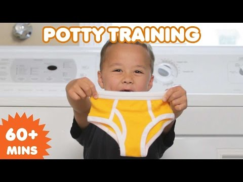Potty Training Video for Toddlers to Watch | Potty Training Songs | Toilet Training DVD
