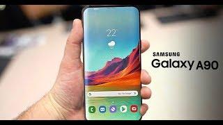 Samsung Galaxy A90 5G dùng Snapdragon 855, RAM 8GB, pin 4.400 mAh