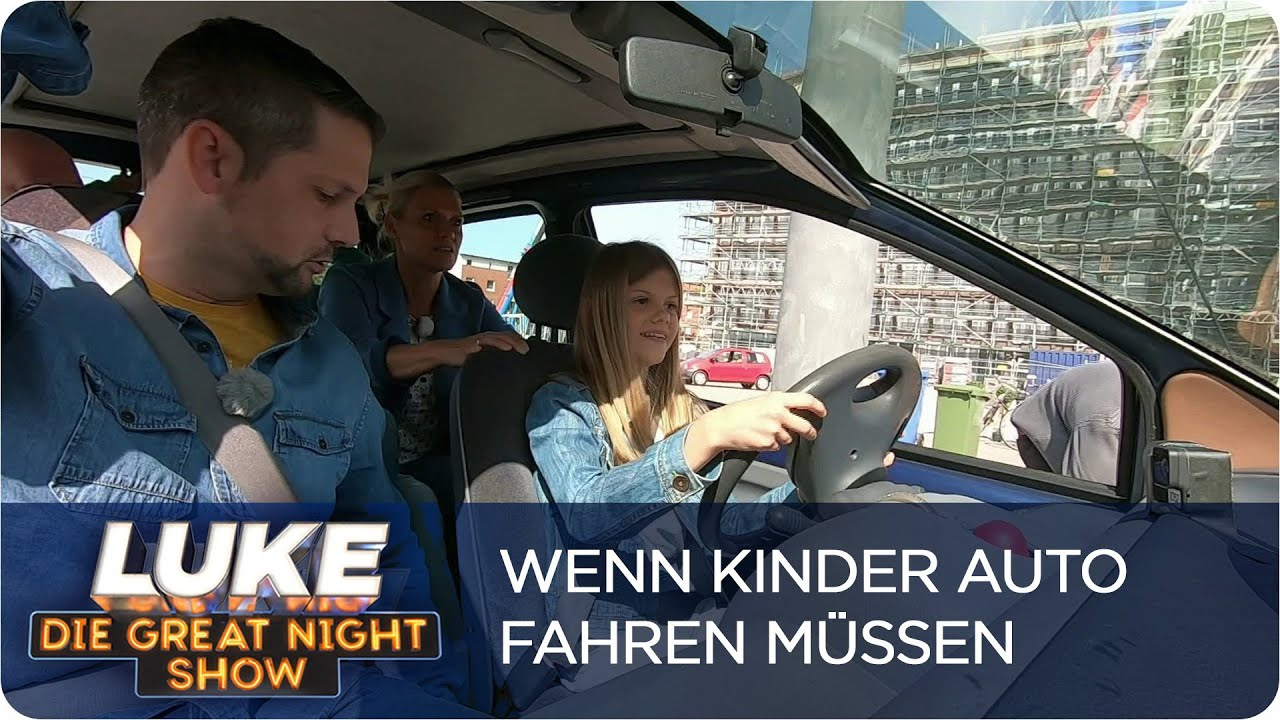 Download Kinder am Steuer | LUKE! Die Greatnightshow