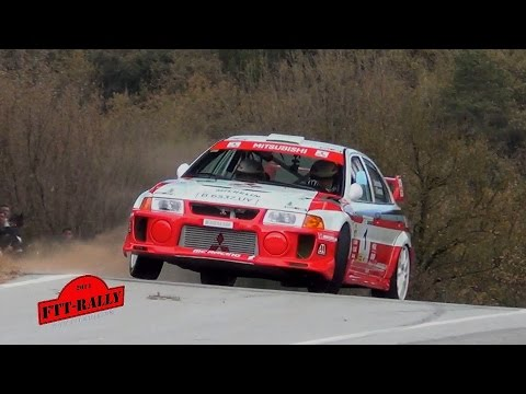 Rally Legend Les Corbes 2015 [HD] Show | Sideways & Mistakes By FTT-Rally