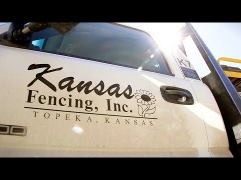 Kansas Fencing Inc. Video - The Best Fence Provider in Kansas and Missouri