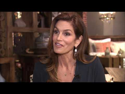 cindy crawford interview 100517