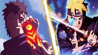 BORUTO vs KAWAKI (Next Gen Scene) + Is Naruto Dead?