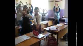 Фізкультхвилинка на уроці літературного читання, 2 клас. Вчитель Арендаренко Я.І