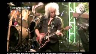 Concierto Sonic Universe de Rick Wakeman y Brian May