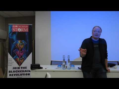 Blockchain Storm Geneva 30 Sep 16 featuring Brian Behlendorf, ED, Hyperledger