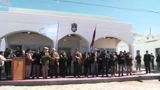 Cecilia Rodríguez inauguró nueva infraestructura para GNA en Salta
