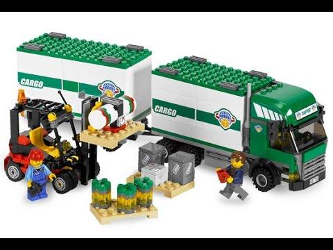 ElevadoraJuguetes Lego City Camión Carretilla Niños Para Y A54Rq3jLc