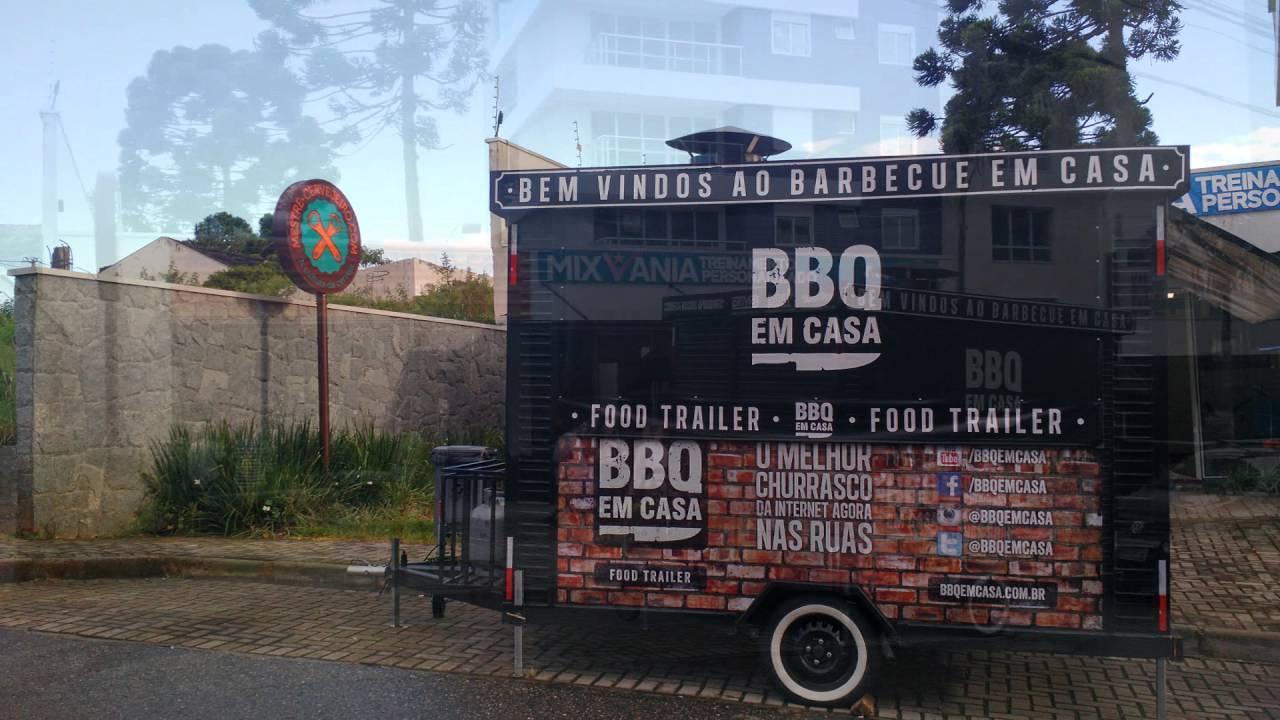 Eventos com o food trailer bbq em casa em curitiba youtube for Casa del barbecue