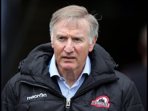 Know Your Coach  - Alan Solomons, Edinburgh Rugby
