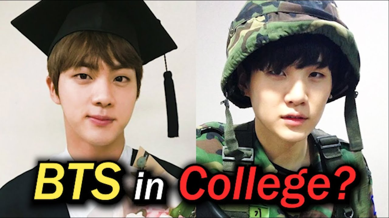 [Breaking] BTS is Entering College Next Semester, Military Controversy Arised Again in Korea