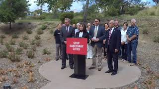 Carl DeMaio Calls on County Supervisors to Join Fight Against Sanctuary State Law thumbnail