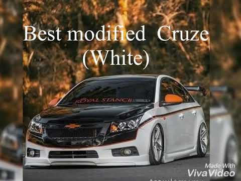 Top 15 Modified Chevrolet Cruze (white) #Bestcruze #ChevroletCruzeStance