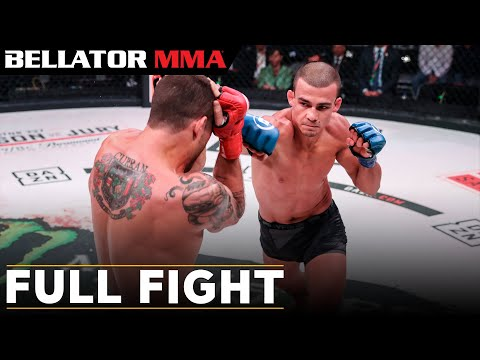 Full Fight | Adam Borics vs. Pat Curran - Bellator 226
