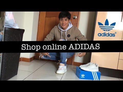 caja registradora Hacia Restricciones  COMPRAS EN ADIDAS ONLINE PERU   ADIDAS   PERÚ   pago link   shop online    COMPRAS POR INTERNET - YouTube