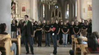 Bella Voce performs 3 On the Beautiful Blue Danube for children of Detsky Domov