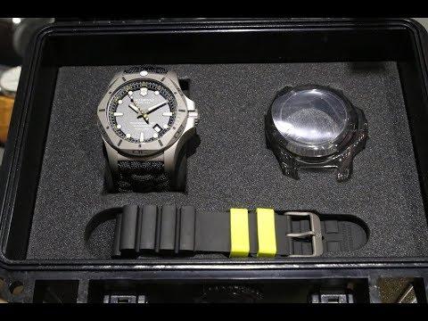 Victorinox I N O X Professional Diver Titanium Review 241812 Olfert Co