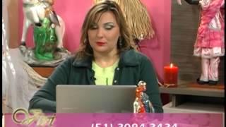 Vivi na Tv - 29.05.2014 - Mãe Viviane de Iansã e Pai Mário de Oxalá