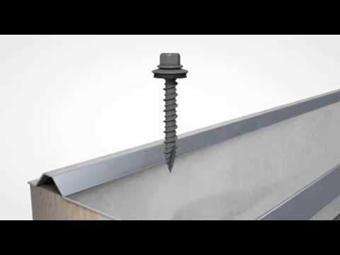 Metal To Wood Fasteners Youtube