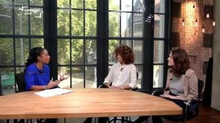 "Bechdel Test Fest - ""Rocks in My Pockets"" interview - London Live 19.08.15"