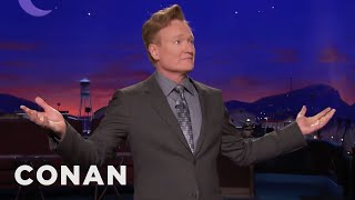 Conan On Trump's Confusing Meeting With South Korea  - CONAN on TBS