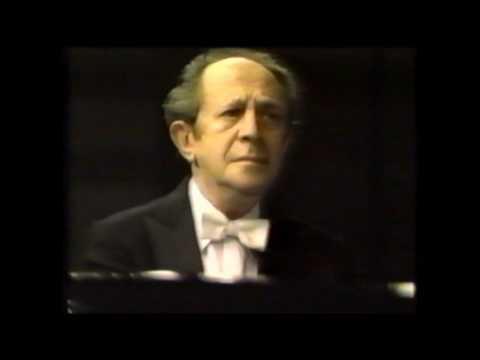 Gyorgy Sebok Recital 1 of 4 (Beethoven Sonata Op 31 3)