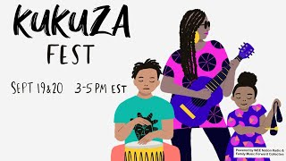 #KukuzaFest-  Day 1 - Family Music Fest, hosted by Pierce Freelon | WEE Nation Radio |
