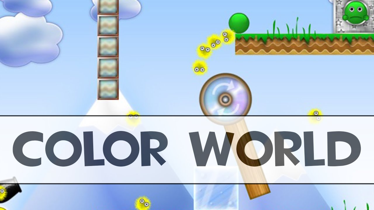 A game color world - Game Showcase Color World 7