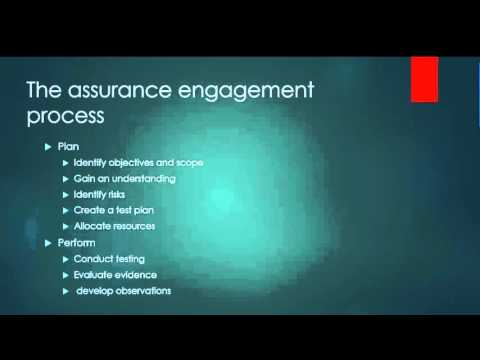 The Internal Audit Engagement