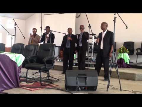 Shiloh Quartet Zambia @ Chainama SDA Church Tuyomubona