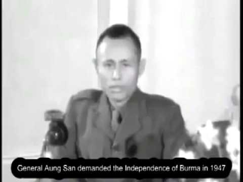 General Aung San's English skill ^_^