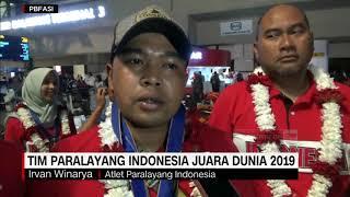 Tim Paralayang Indonesia Juara Dunia 2019